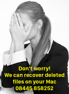 Apple Mac Data Recovery Bedfordshire | 08445 858 252